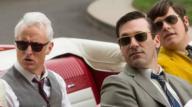 Authentic pair of Ray Ban Don Draper (Jon Hamm) in Mad Men