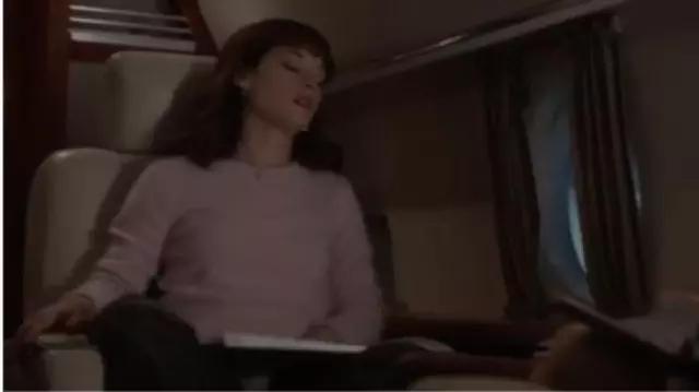 Equipment Hagan Plaid Pants worn by Lisa Donovan (Jane Levy) in WHAT / IF (Season 01 Episode 07)