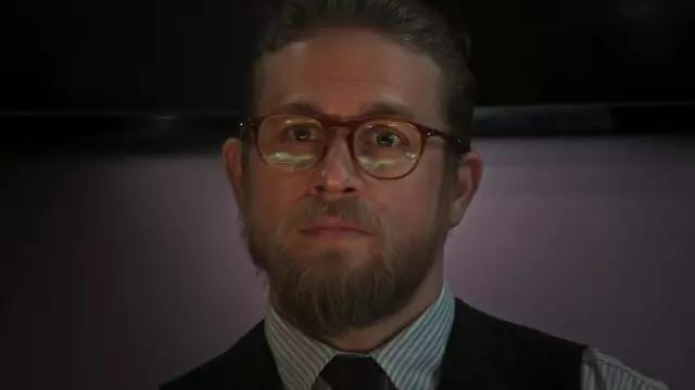 Persol Eyeglasses worn by Ray (Charlie Hunnam) in The Gentlemen